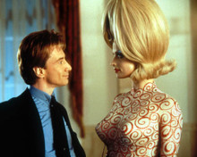 Lisa Marie & Martin Short in Mars Attacks! Poster and Photo
