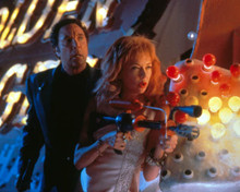 Tom Jones in Mars Attacks! Poster and Photo
