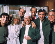 Cast in M*A*S*H aka M.A.S.H. Poster and Photo
