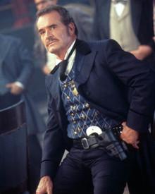 James Garner in Maverick (1994) Poster and Photo