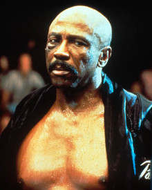 Louis Gossett Jr. in Midnight Sting a.k.a. Diggstown Poster and Photo