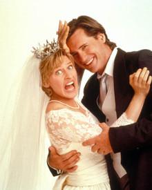 Ellen Degeneres & Bill Pullman in Mr. Wrong Poster and Photo