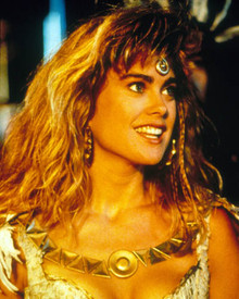 Kathy Ireland in Mom and Dad Save the World Poster and Photo