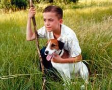 Frankie Muniz in My Dog Skip Poster and Photo