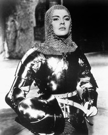 Jean Seberg in Saint Joan Poster and Photo