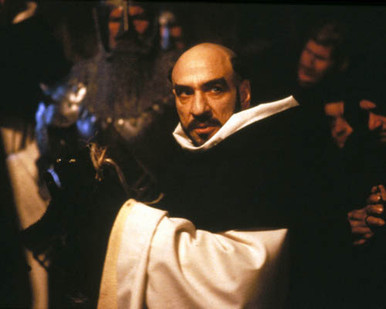 F. Murray Abraham in The Name of the Rose a.k.a. Name der Rose, Der Poster and Photo