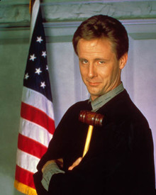 Harry Anderson in Night Court Poster and Photo