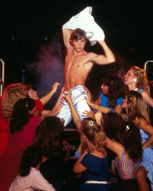 Christopher Atkins in A Night in Heaven Poster and Photo