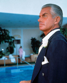 George Hamilton in Once Upon a Crime Poster and Photo