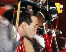 Paul Reubens a.k.a. Pee-Wee Herman in Pee-Wee's Big Adventure Poster and Photo