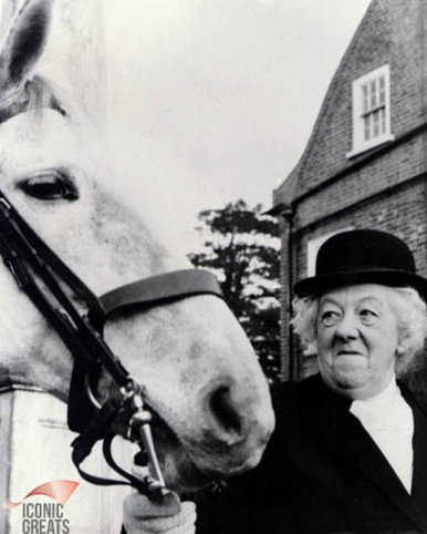 Margaret Rutherford in Murder at the Gallop Poster and Photo