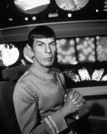 Leonard Nimoy in Star Trek : The Motion Picture Poster and Photo