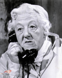 Margaret Rutherford in Murder, She Said Poster and Photo