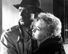 Fred MacMurray & Kim Novak in Pushover Poster and Photo