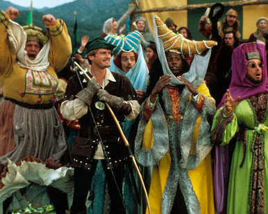 Cary Elwes in Robin Hood : Men in Tights Poster and Photo