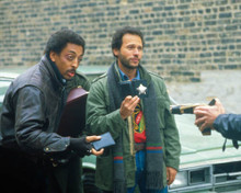 Billy Crystal & Gregory Hines in Running Scared Poster and Photo