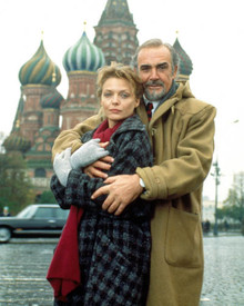 Sean Connery & Michelle Pfeiffer in The Russia House Poster and Photo