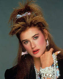 Demi Moore in St. Elmo's Fire Poster and Photo