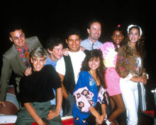 Cast in Saved by the Bell Poster and Photo