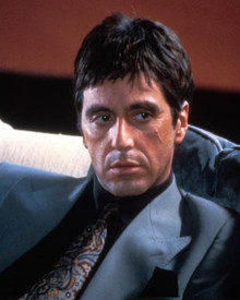 Al Pacino in Scarface Poster and Photo