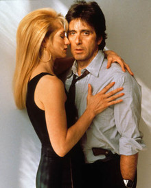 Al Pacino & Ellen Barkin in Sea of Love Poster and Photo