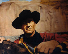 John Wayne in The Searchers Poster and Photo