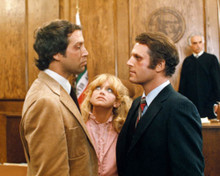 Goldie Hawn & Chevy Chase in Seems Like Old Times Poster and Photo