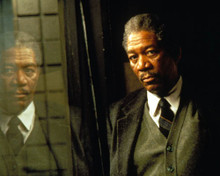 Morgan Freeman in Seven Poster and Photo