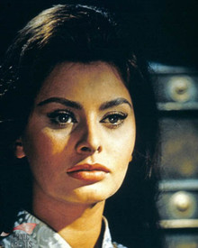 Sophia Loren in El Cid Poster and Photo