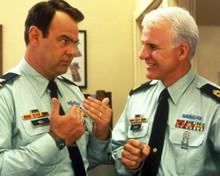 Steve Martin & Dan Aykroyd in Sgt. Bilko Poster and Photo