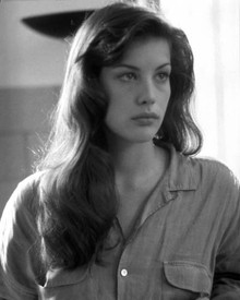 Liv Tyler in Silent Fall Poster and Photo