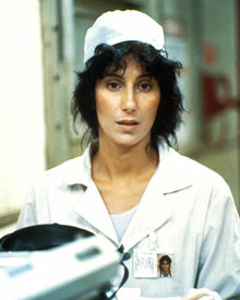 Cher in Silkwood Poster and Photo