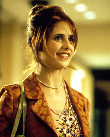 Sarah Michelle Gellar in Simply Irresistible Poster and Photo