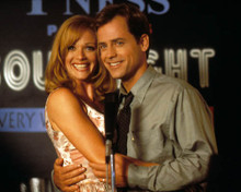 Greg Kinnear & Lauren Holly in A Smile Like Yours Poster and Photo