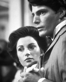 Christopher Reeve & Jane Seymour in Somewhere in Time Poster and Photo