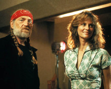 Willie Nelson & Lesley Ann Warren Poster and Photo