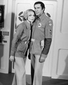 Martin Landau & Barbara Bain in Space: 1999 Poster and Photo