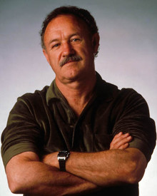 Gene Hackman in Split Decisions Poster and Photo