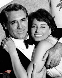 Cary Grant & Sophia Loren in Houseboat Poster and Photo