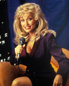 Dolly Parton in Straight Talk Poster and Photo