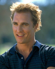 Matthew McConaughey in The Wedding Planner Poster and Photo