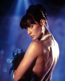 Demi Moore in Striptease Poster and Photo