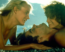 Peter Gallagher & Daryl Hannah in Summer Lovers Poster and Photo