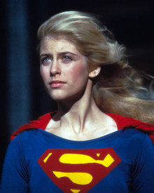 Helen Slater in Supergirl Poster and Photo