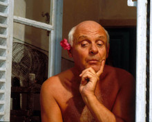 Anthony Hopkins in Surviving Picasso Poster and Photo