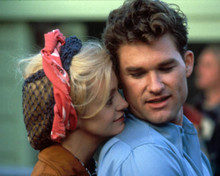 Goldie Hawn & Kurt Russell in Swing Shift Poster and Photo