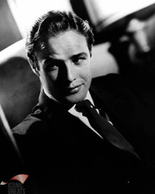 Marlon Brando in The Men Poster and Photo
