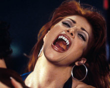 Angie Everhart in Tales from the Crypt Presents Bordello of Blood Poster and Photo