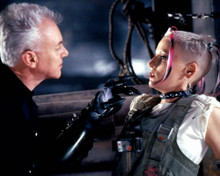 Lori Petty & Malcolm McDowell in Tank Girl Poster and Photo