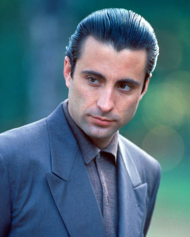 Andy Garcia in The Godfather: Part III Poster and Photo